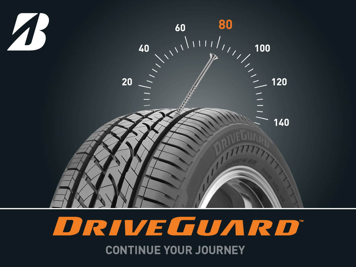 Bridgestone DriveGuard Run-Flat Technology