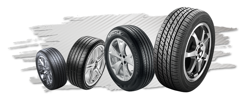 Bridgestone Year-End Tyre Sales Promotion 2019