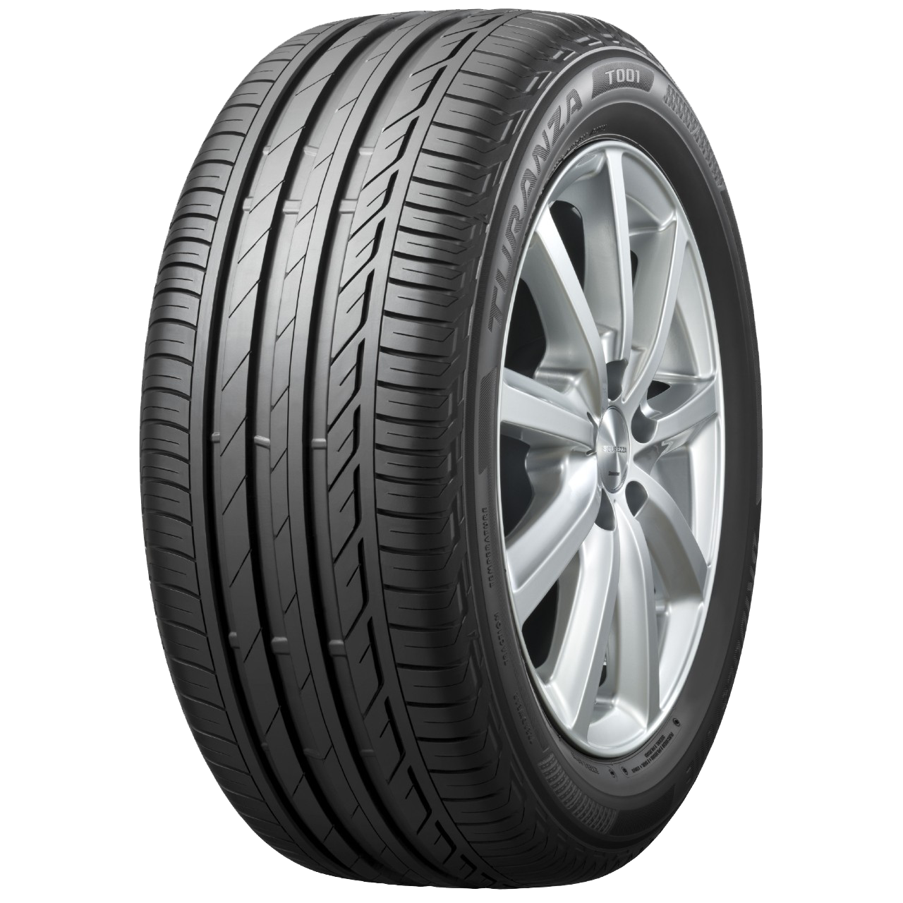 Bridgestone TURANZA T001 Run-Flat Technology