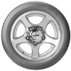 Bridgestone Dueler H/L 33 Side View