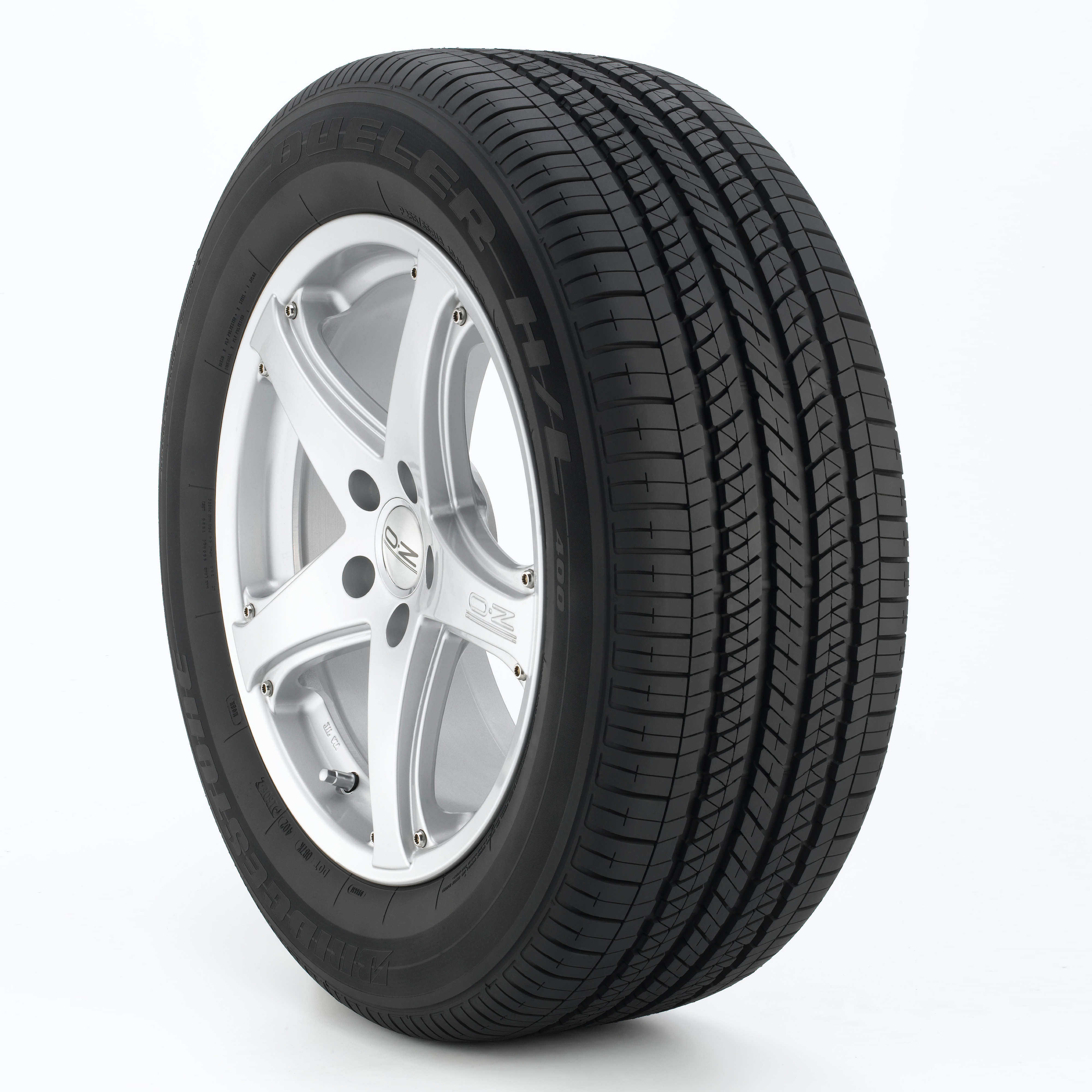 Dueler H/L 400 Run-Flat Technology Tyre