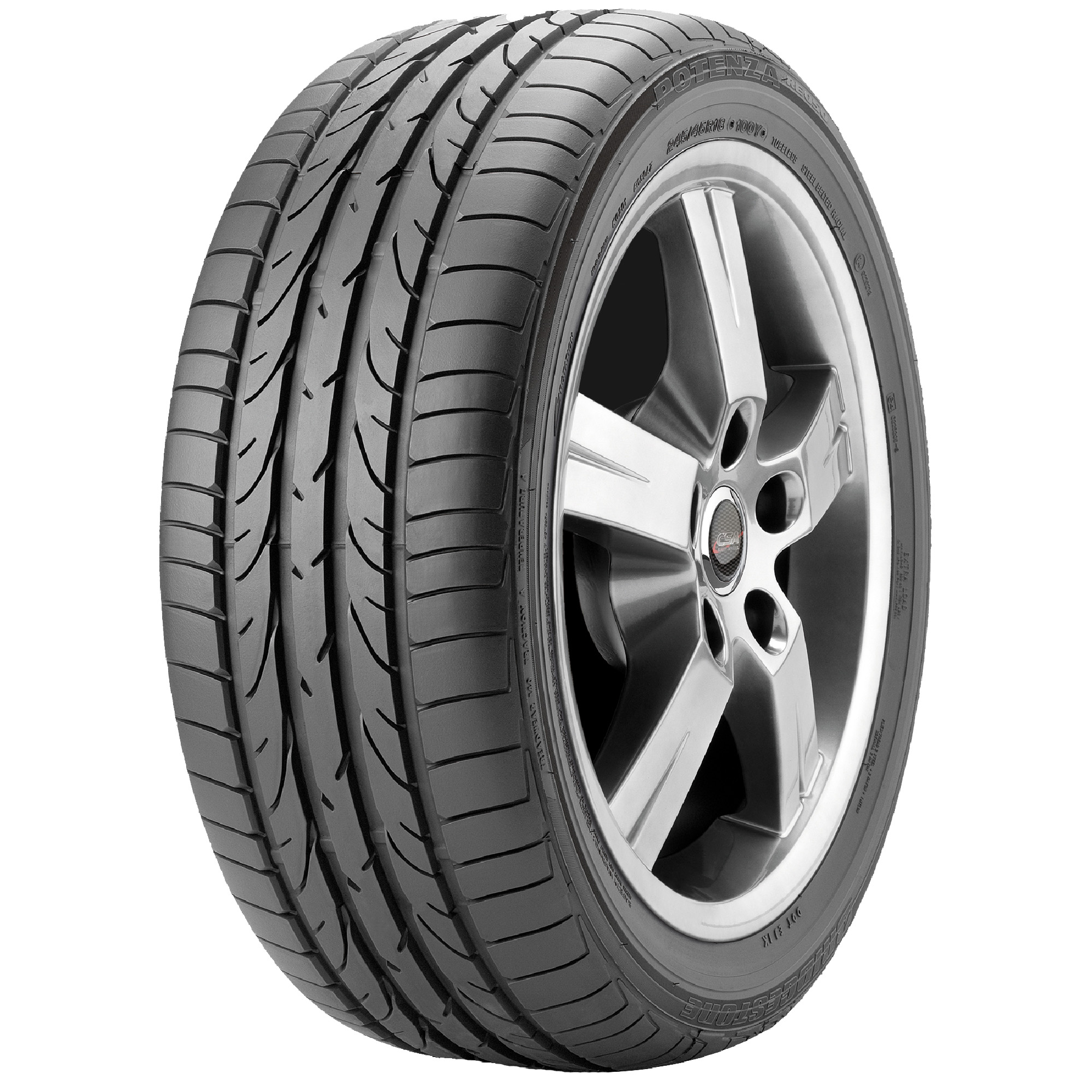 Potenza RE050 Run-Flat Technology Tyre