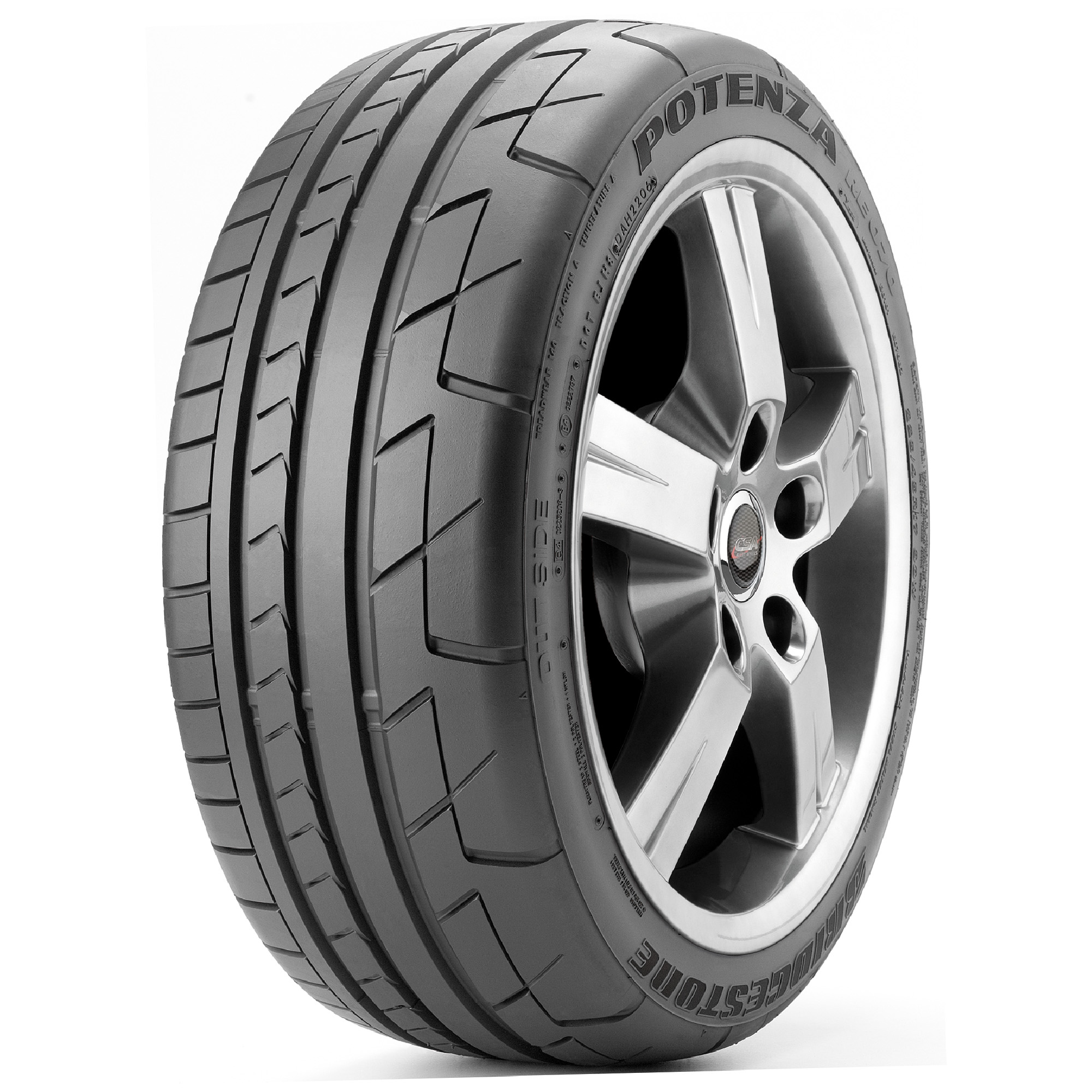 Potenza RE070 Run-Flat Technology Tyre