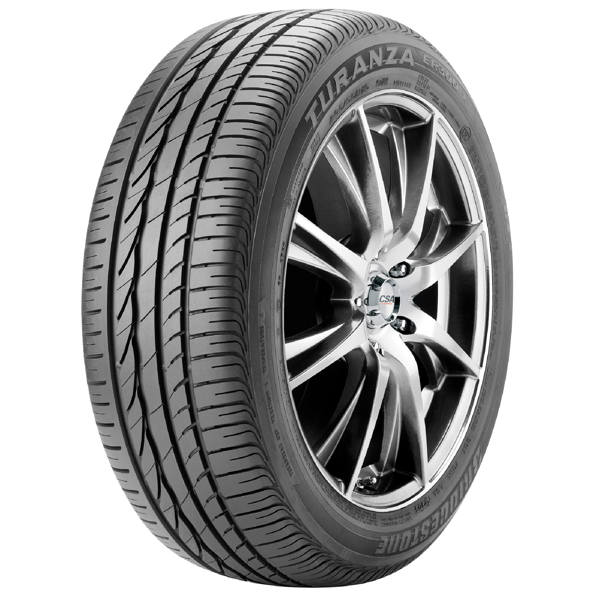 Turanza ER300 Run-Flat Technology Tyre