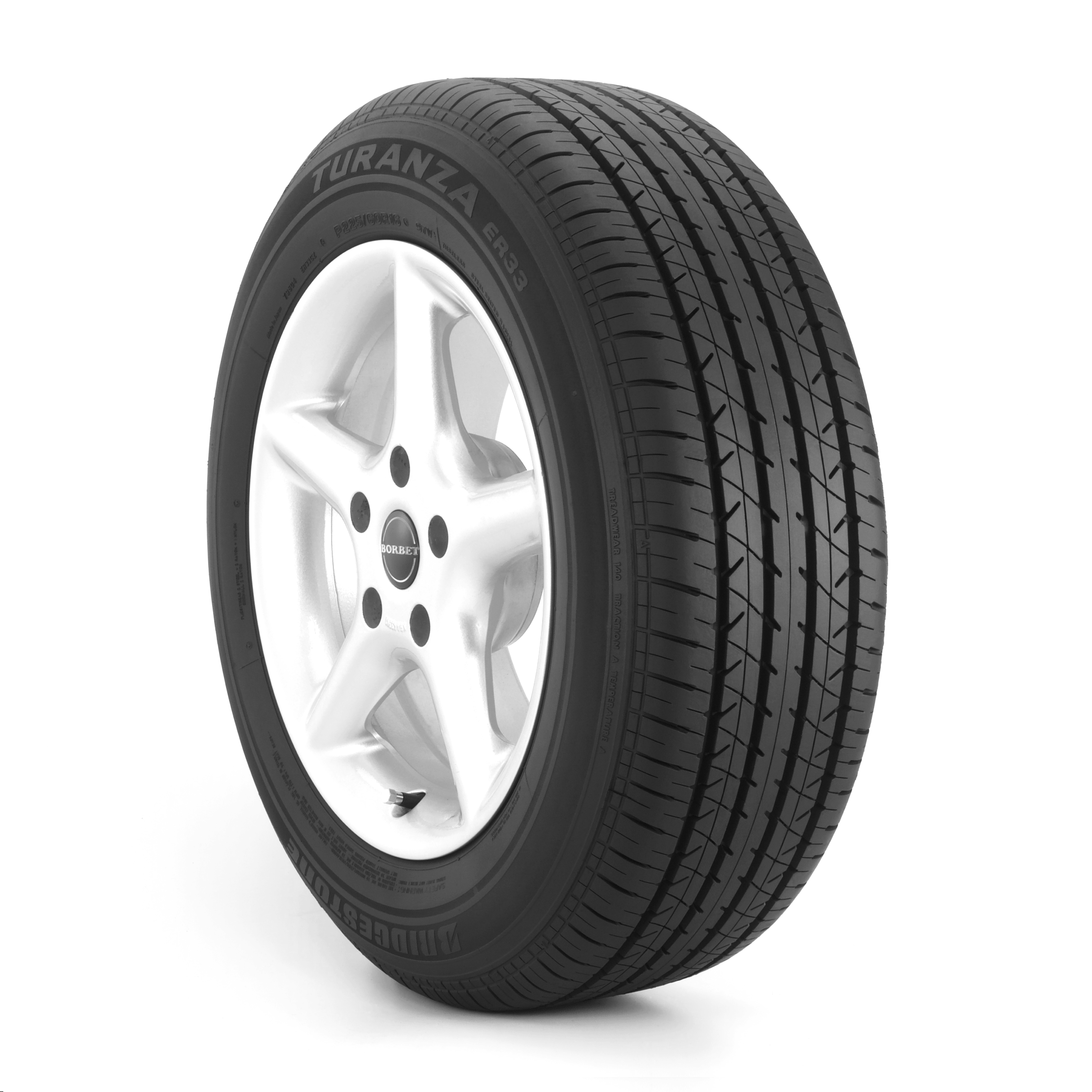 Turanza ER33 Run-Flat Technology Tyre