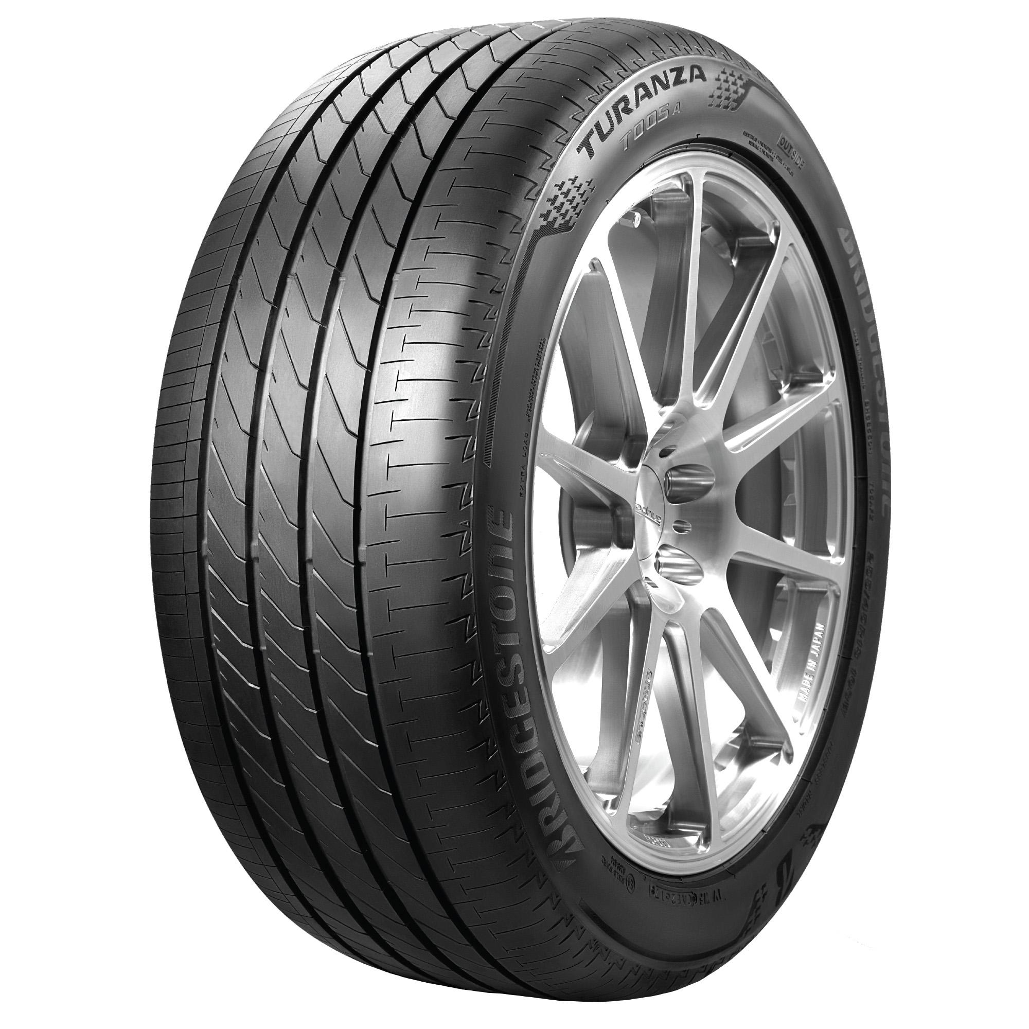 Bridgestone Turanza Tyre | Comfort & Quiet | Bridgestone