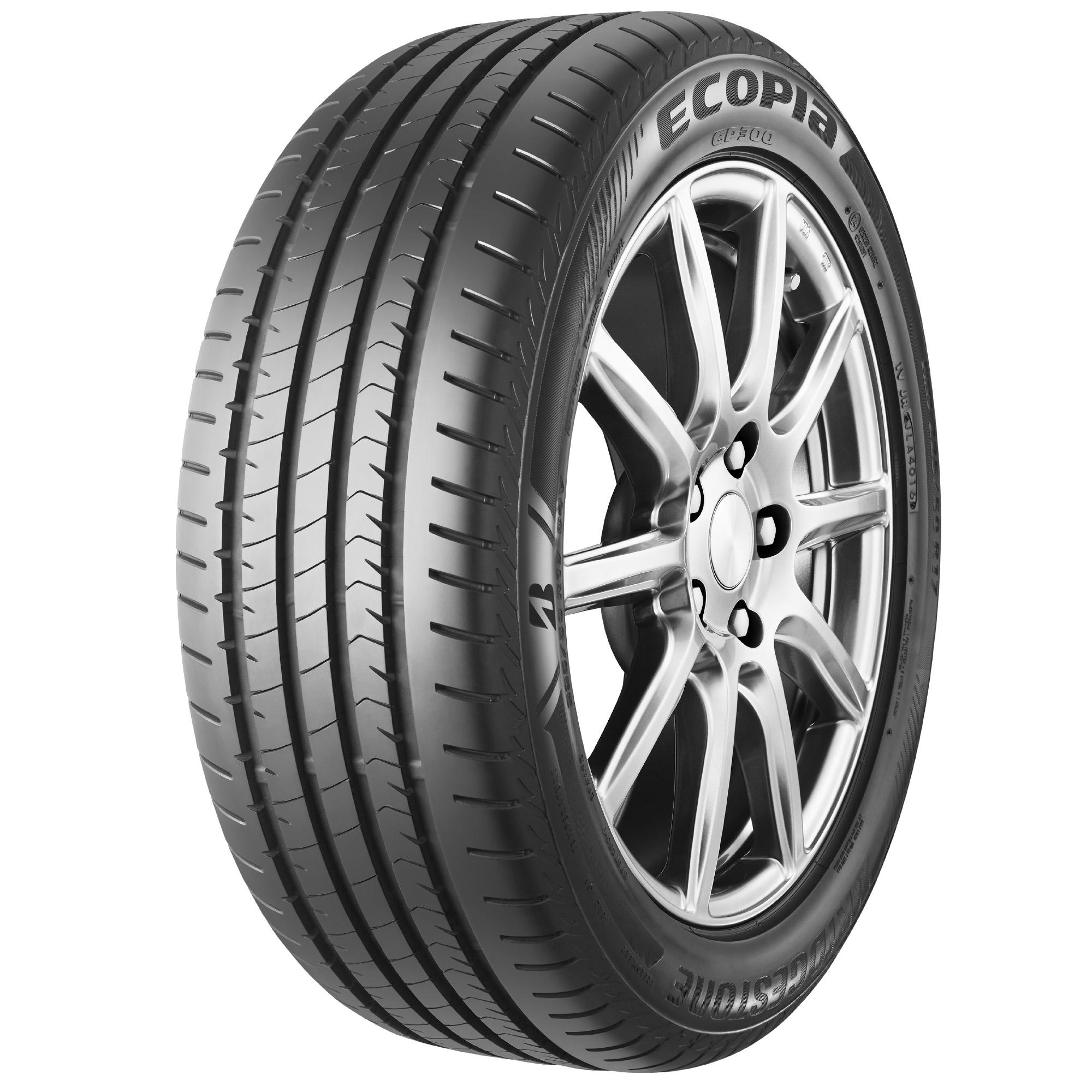 Bridgestone Ecopia Tyre Fuel Saving Bridgestone Singapore